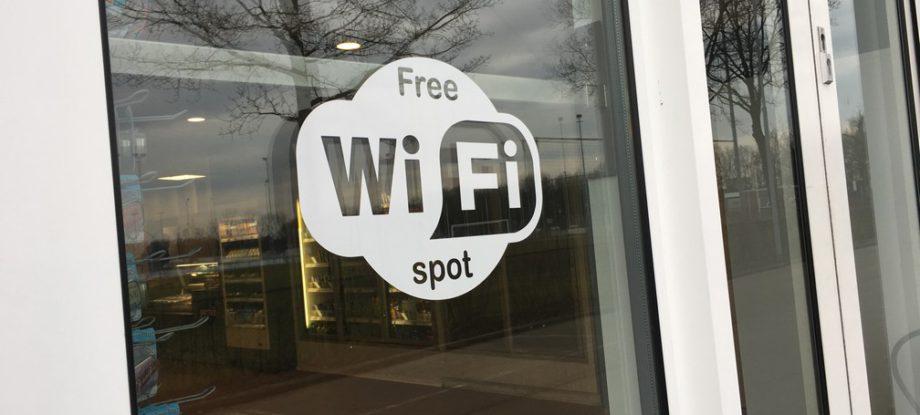 Gratis wifi bij BP Dinteloord